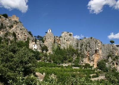 Дорога на Эльче, Испания