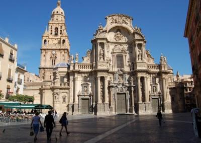 Соборная площадь, Мурсия, Испания
