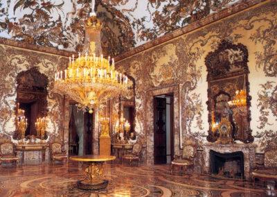 Королевский дворец, Мадрид, Испания.