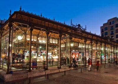 Рынок Сан Мигель, Мадрид, Испания.