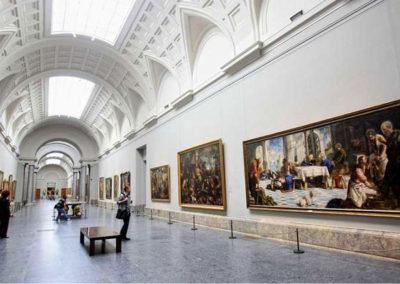 Музей ПРАДО, Мадрид, Испания.