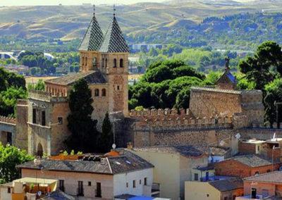 Еврейский квартал, Толедо, Испания.