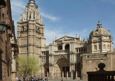 Кафедральный собор, Толедо, Испания.