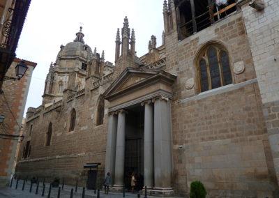 Старый город. Толедо, Испания
