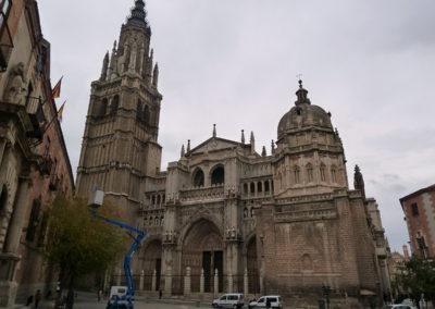 Центральный собор в Толедо, Испания