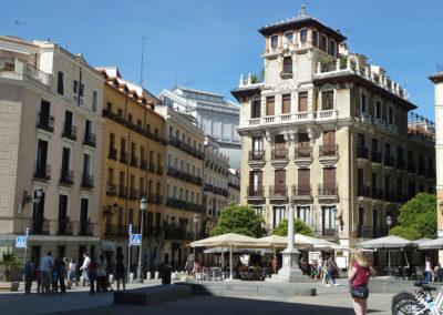Улицы и площади Мадрида, Испания