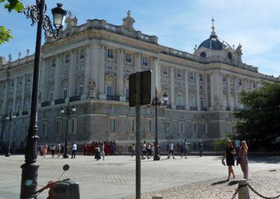 Королевский дворец. Мадрид, Испания