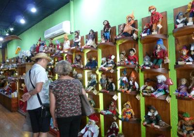 Магазин оберегов в Аликанте, Испания