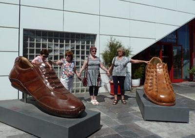"""Музей обуви фабрики """"Пиколино"""". Эльче, Испания"""