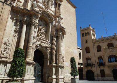 Центральный собор. Эльче, Испания