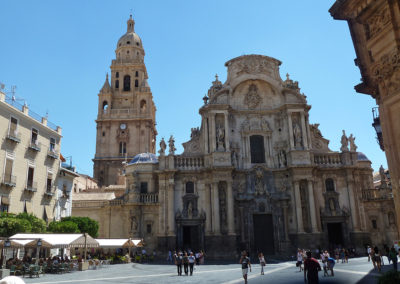 Главный собор. Мурсия, Испания