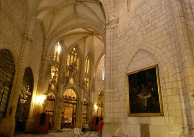 Интерьер главного собора. Мурсия, Испания