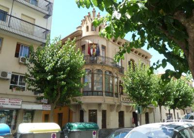 Старинный особняк. Мурсия, Испания