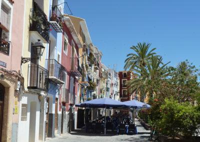 Вильяхойоса, Испания