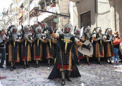 """Фестиваль """"Мавры и Христиане"""" / Fiesta de Moros y Cristianos. Мурсия и Алтея, Испания"""