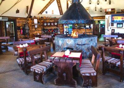 Буковель - ресторан