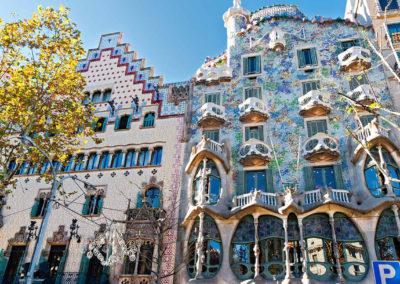 Дом ГАУДИ, Барселона, Испания
