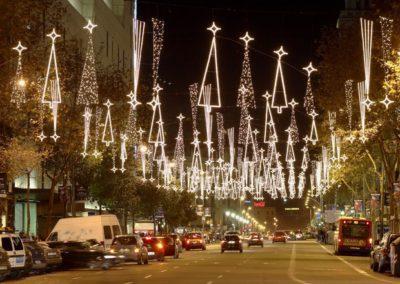 Новый год, Барселона