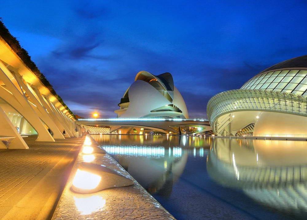 Испания валенсия аликанте шоппинг