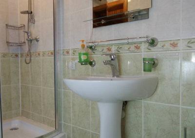 Ванная комната. Отдых в коттеджах в горах Закарпатья