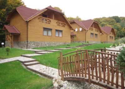Отдых в коттеджах в горах Закарпатья