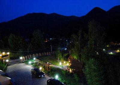 Село Шаян. Отдых в коттеджах в горах Закарпатья