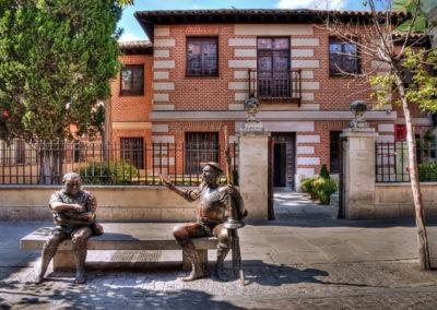 Дом СЕРВАНТЕСА, Алькала-де-Энарес, Испания