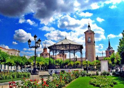 Средневековый город Алькала-де-Энарес, Испания