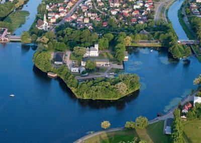 Августув, Мазуры, Польша.
