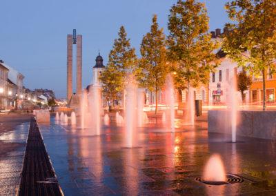 Площадь Единения, Клуж-Напока, Румыния