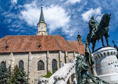 Храм Святого Михаила, Клуж-Напока, Румыния