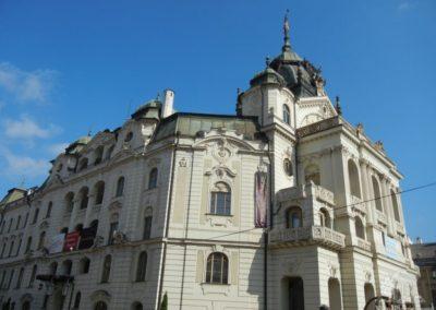 Оперный театр, Кошице, Словакия