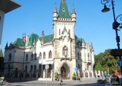 Якабов дворец, Кошице, Словакия