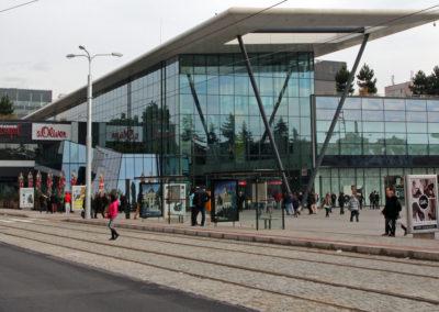 Торговый центр Aupark, Кошице, Словакия
