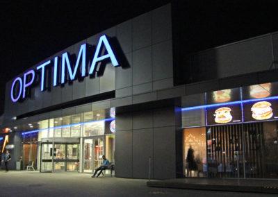 Торговый центр Optima, Кошице, Словакия