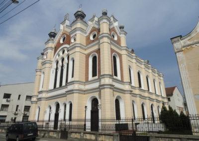 Синагога в Сату-Маре, Румыния