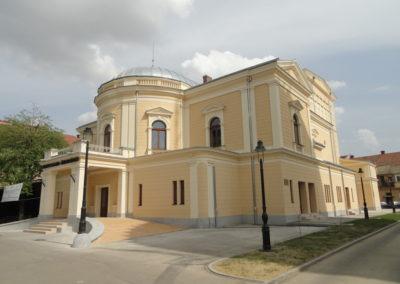 Театр в Сату-Маре, Румыния