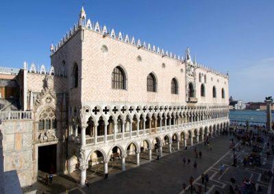 Дворец Дожей, Венеция. Италия
