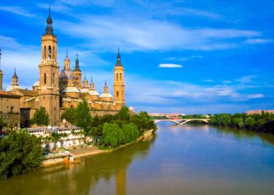 Собор Девы Пилар. Испания