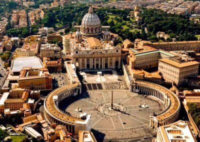 Собор Св. Петра. Италия